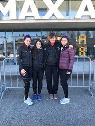 A jeges szezon zárásaként nagyszerű csúcsok Inzellben