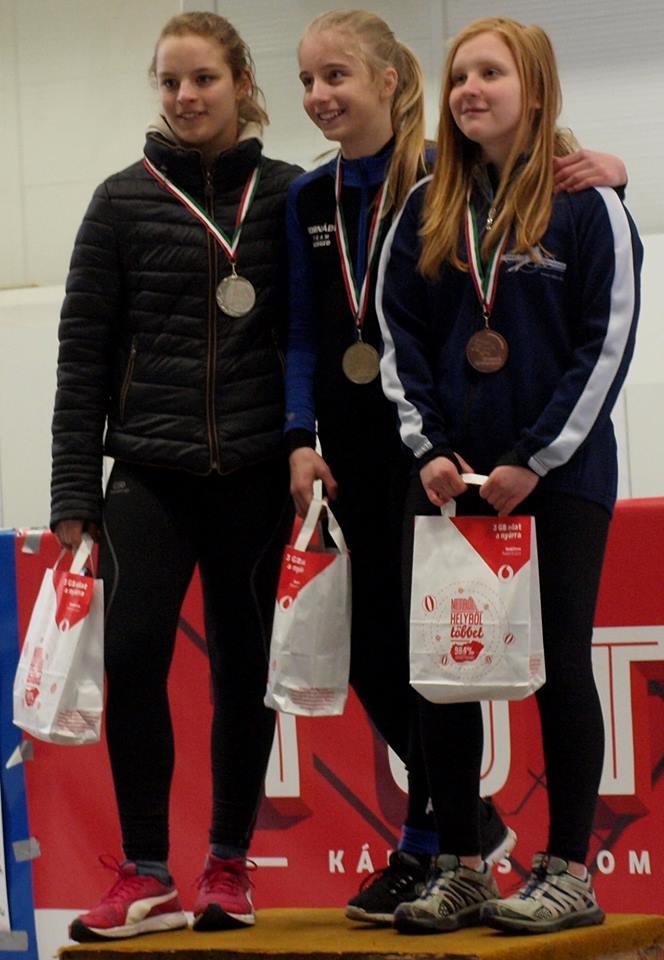 Diákolimpia Országos Döntő Jászberény/ Short Track