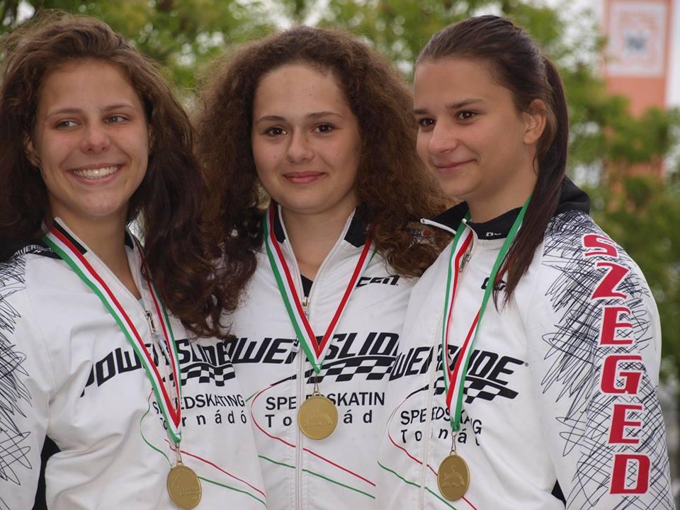 Országos Diákolimpia Döntő - Kazincbarcika, 6 arany 8 ezüst 2 bronz