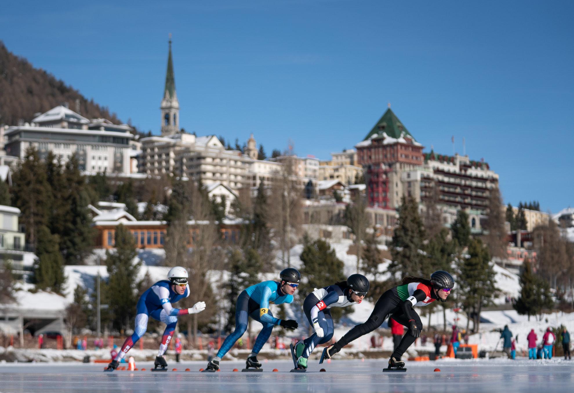 YOG 2020 Lausanne/ St. Moritz