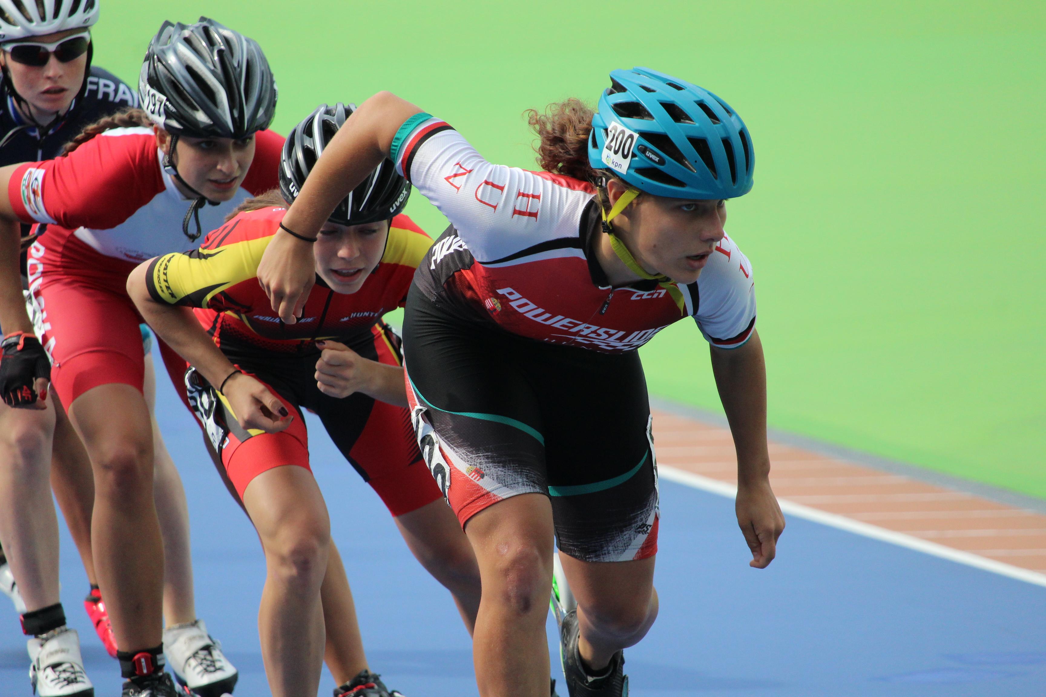 Junior EB Heerde/ 1000 méterek és váltó