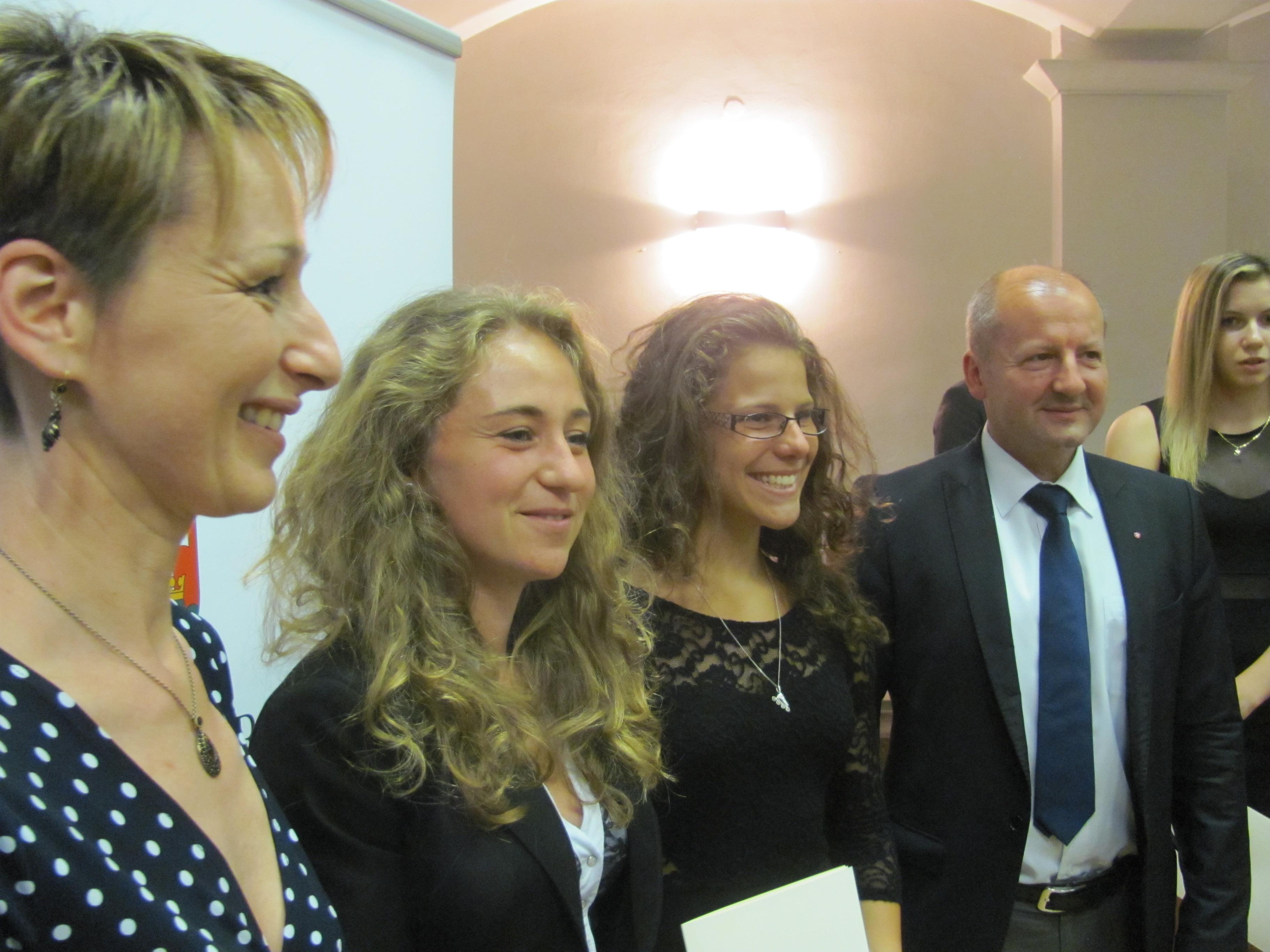 Jó Tanuló- Jó Sportoló Minisztériumi elismerések