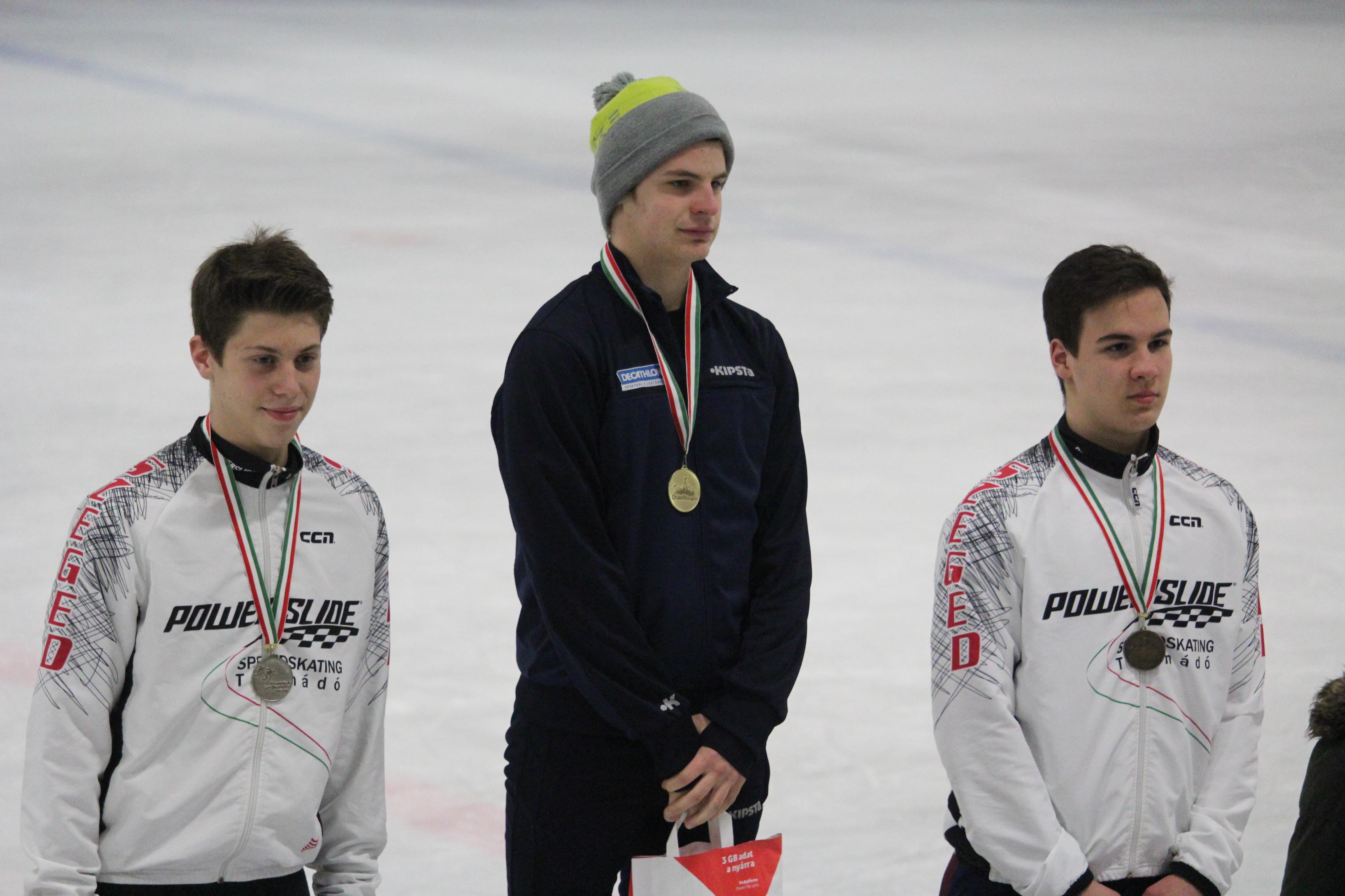 Rövidpályás Gyorskorcsolya Diákolimpia Döntő, Jászberény
