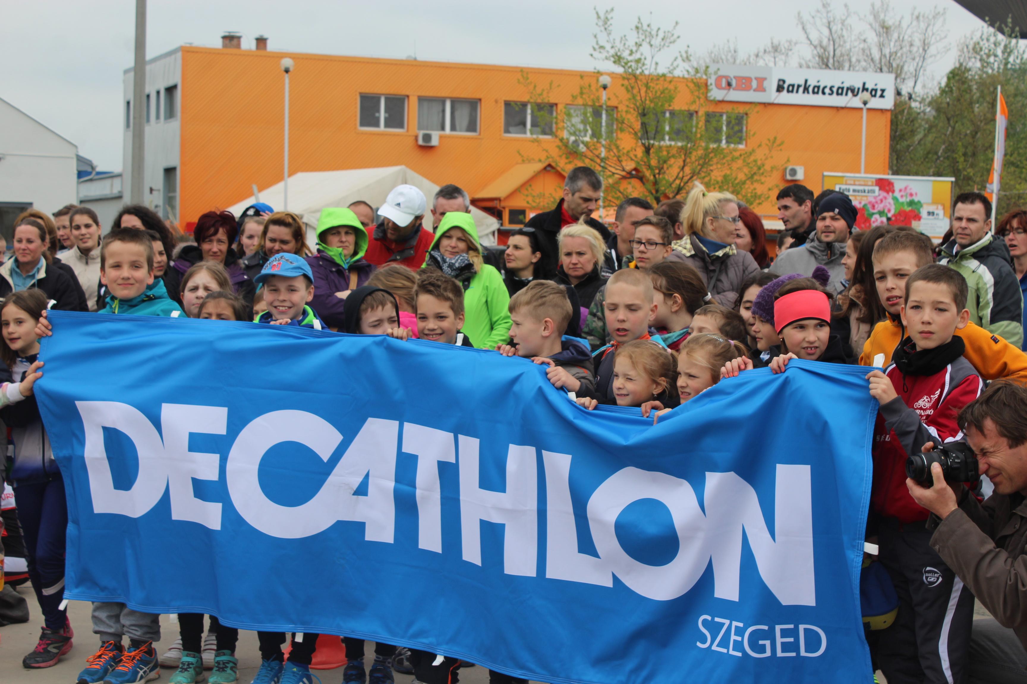 Dóm-Decathlon Kupával indult a szezon - A Tornádó Team rendezésében