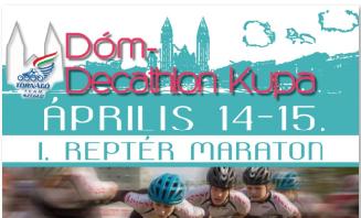 Dóm-Decathlon Kupa - I. Reptéri Maraton