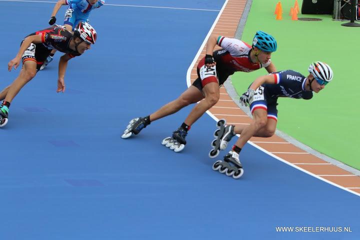 Junior EB Heerde /500 méterek és elimináció
